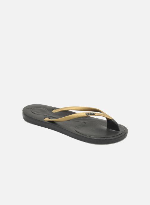 Zehensandalen Ozify Classic W gold/bronze detaillierte ansicht/modell