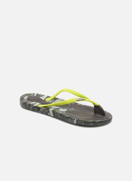 92e360da8 Ozify Prints W (Yellow) - Flip flops chez Sarenza (223089)