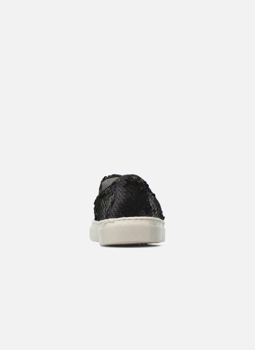Sneakers Georgia Rose Periette Zwart rechts