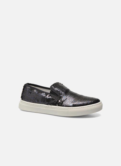Sneakers Georgia Rose Periette Zwart detail