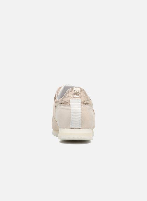 Baskets Pataugas Idol/M Or et bronze vue droite