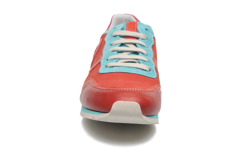 Baskets Pataugas Idol/MC Rouge vue portées chaussures