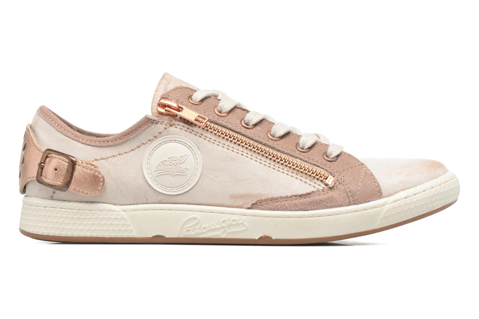 Trainers Pataugas Jester Beige back view