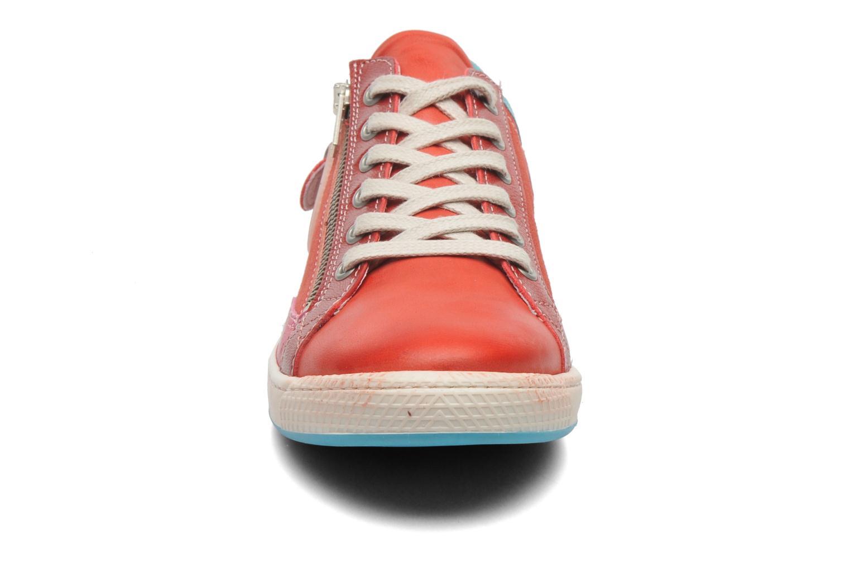 Baskets Pataugas JesterMC Multicolore vue portées chaussures