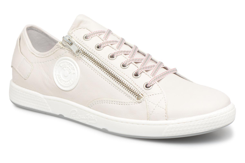 Pataugas JesterN (Blanc) - Baskets en Más cómodo Dernières chaussures discount pour hommes et femmes