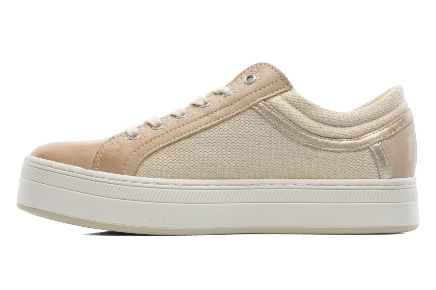 Trainers Pataugas Pix Beige front view