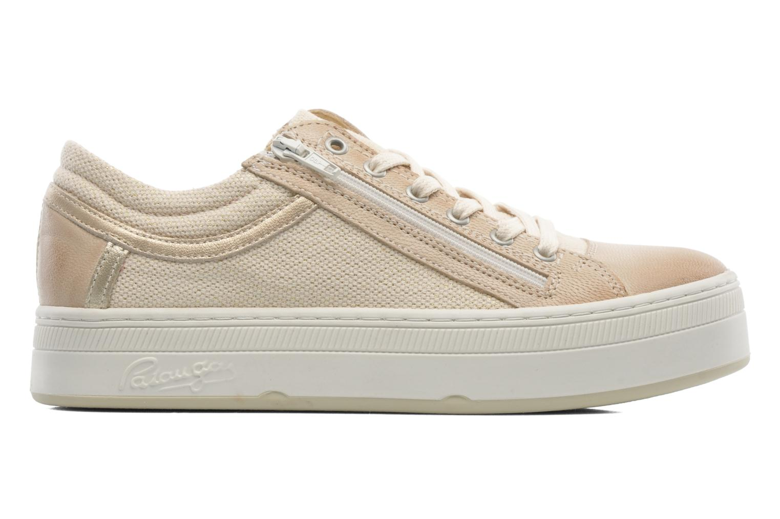 Trainers Pataugas Pix Beige back view