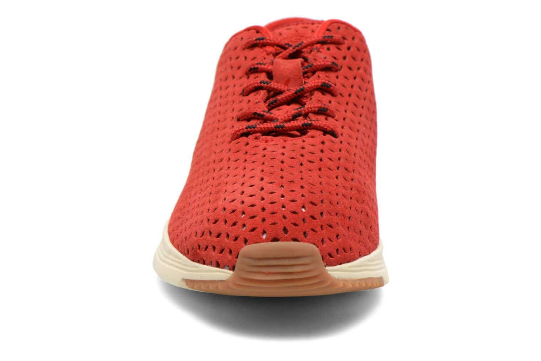 Baskets Ransom Field Lite Rouge vue portées chaussures