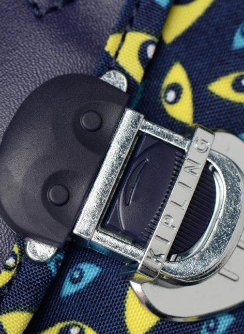 Scolaire Kipling INIKO 40CM Bleu vue gauche