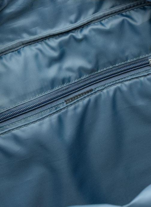 Schooltassen kipling INIKO 40CM Blauw achterkant