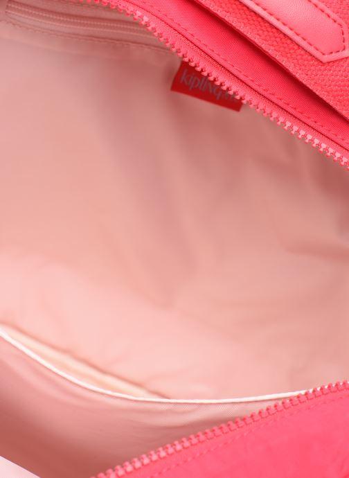 Schooltassen kipling INIKO 40CM Roze achterkant