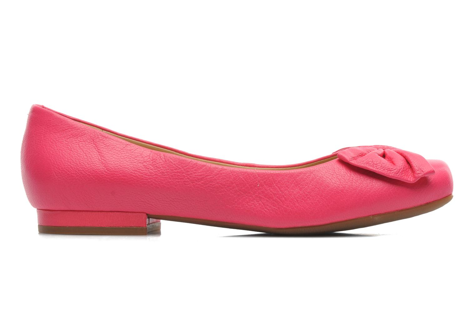 Ballet pumps Geox D Zilda A Pink back view