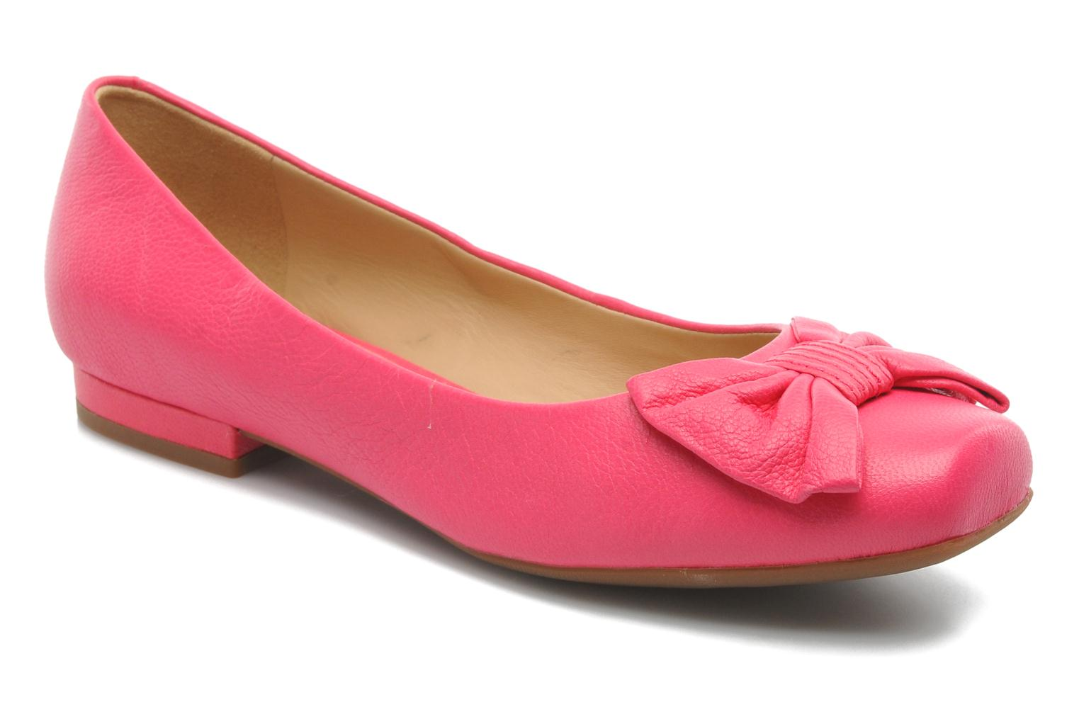 Ballet pumps Geox D Zilda A Pink detailed view/ Pair view