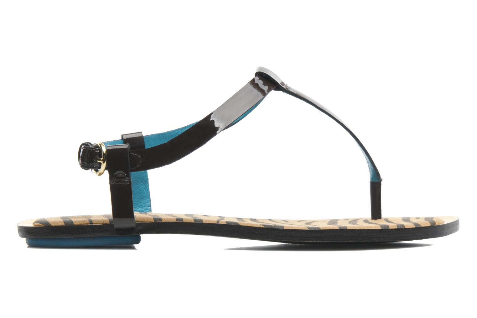Sandals Geox D Sweetness A Brown back view