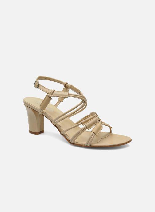Sandales et nu-pieds Elizabeth Stuart Bakou Beige vue détail/paire