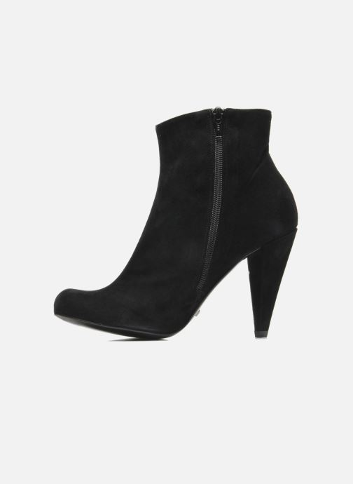 Ankle boots Buffalo Maureen Black front view