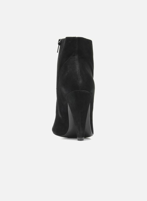 Ankle boots Buffalo Maureen Black view from the right