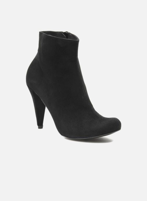 Boots en enkellaarsjes Buffalo Maureen Zwart detail