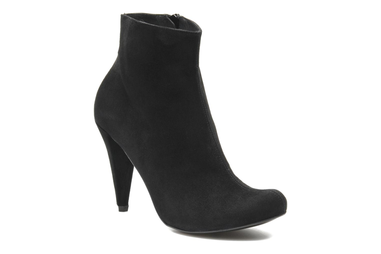 Bottines et boots Buffalo Maureen Noir vue détail/paire