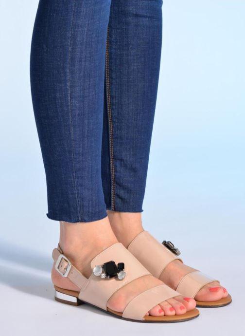 Sandali e scarpe aperte Made by SARENZA Chamallow #2 Beige immagine dal basso