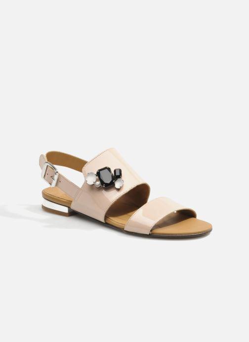 Sandali e scarpe aperte Made by SARENZA Chamallow #2 Beige immagine destra