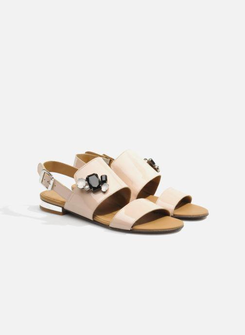 Sandali e scarpe aperte Made by SARENZA Chamallow #2 Beige immagine posteriore
