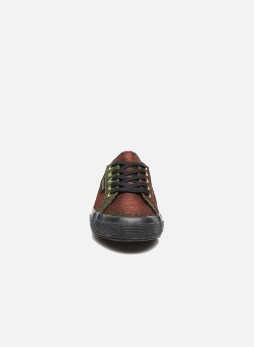 Trainers Superga 2750 Jersey Sunshine W Green model view