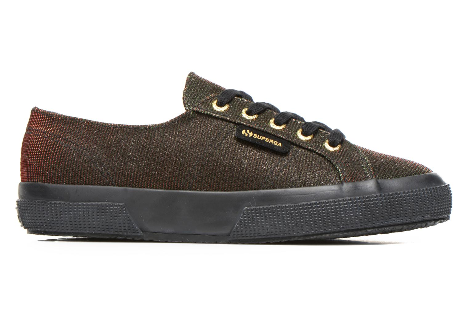 Trainers Superga 2750 Jersey Sunshine W Green back view