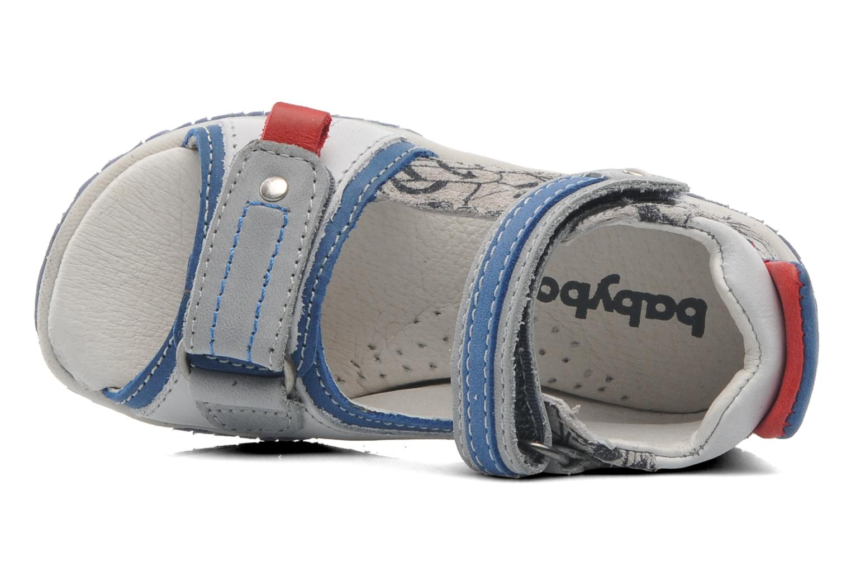Sandales et nu-pieds Babybotte Tag 2 Gris vue gauche