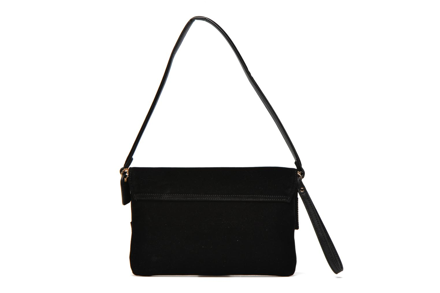 Clutch bags Clarks Just May Black front view