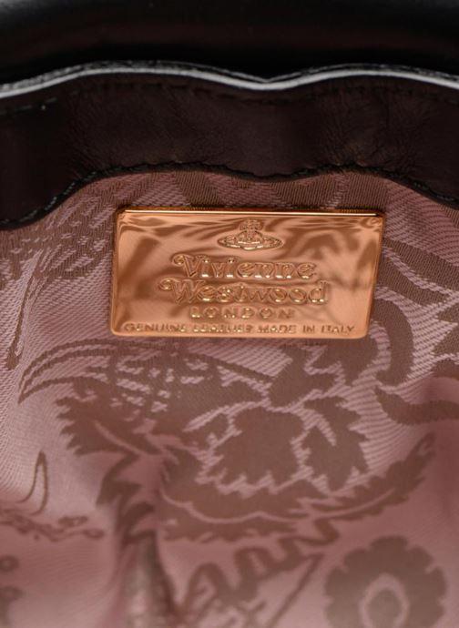 Handtassen Vivienne Westwood GET A LIFE Crossbody Zwart achterkant