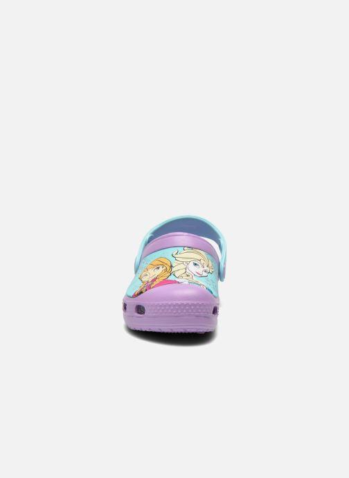 Sandals Crocs CC Frozen Clog-Iris Multicolor model view