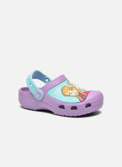 Sandals Crocs CC Frozen Clog-Iris Multicolor detailed view/ Pair view