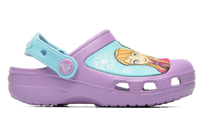 Sandals Crocs CC Frozen Clog-Iris Multicolor back view