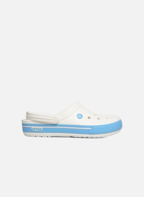 Sandals Crocs Crocband II.5 Clog White back view
