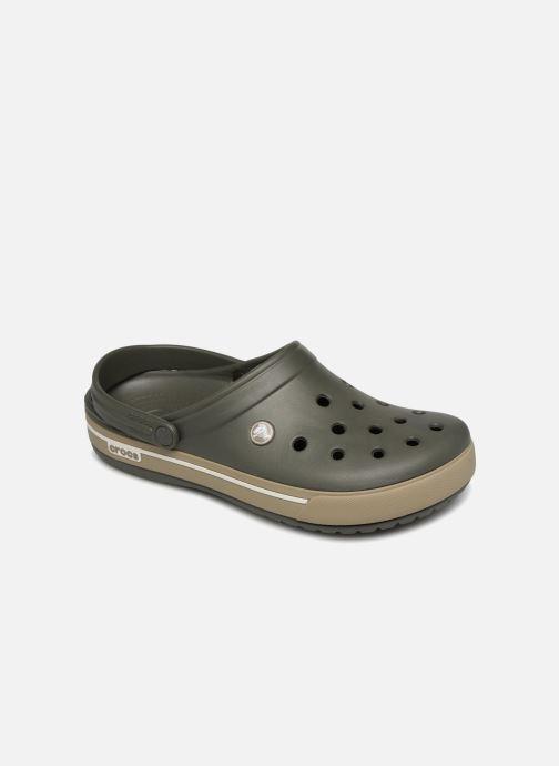 6589d9c680f4ec Crocs Crocband II.5 Clog (Green) - Sandals chez Sarenza (343019)