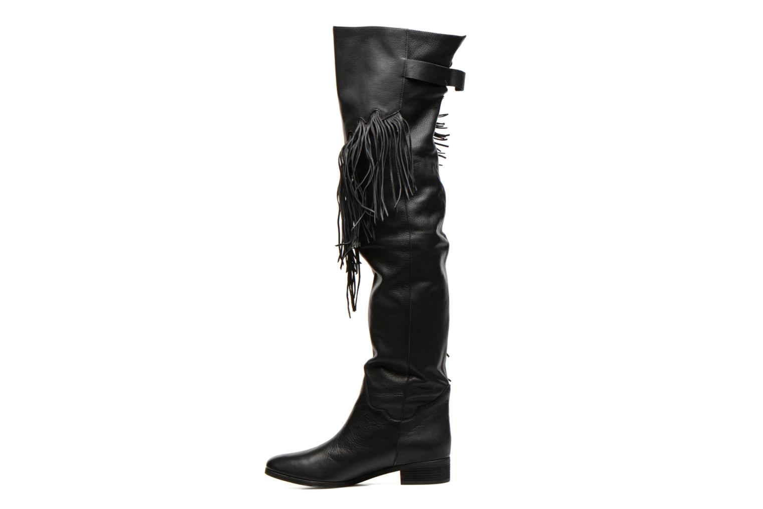 Bottes See by Chloé EPONA HIGH Noir vue face