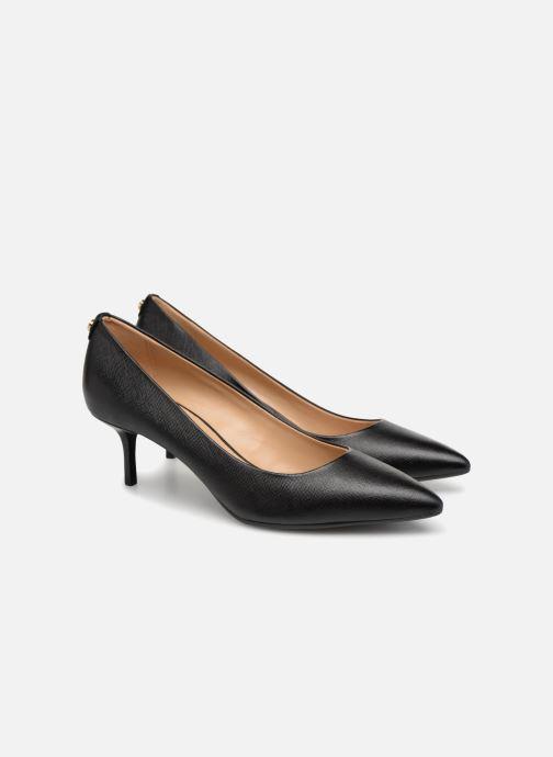 Zapatos de tacón Michael Michael Kors Mk Flex Kitten Pump Negro vista 3/4