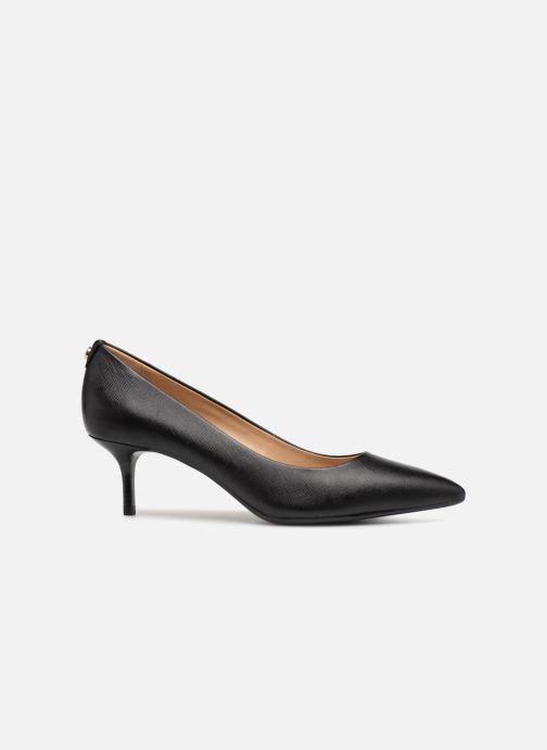 Zapatos de tacón Michael Michael Kors Mk Flex Kitten Pump Negro vistra trasera