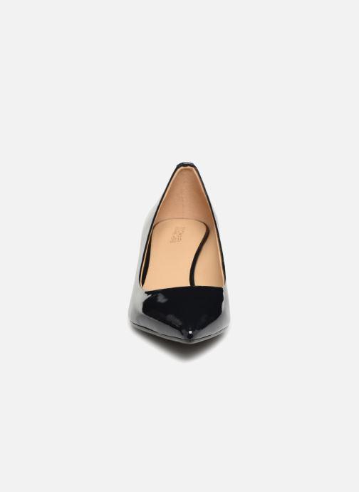 Escarpins Michael Michael Kors Mk Flex Kitten Pump Bleu vue portées chaussures