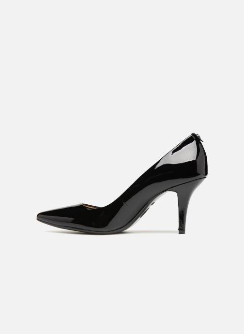 Zapatos de tacón Michael Michael Kors Mk Flex Mid Pump Negro vista de frente