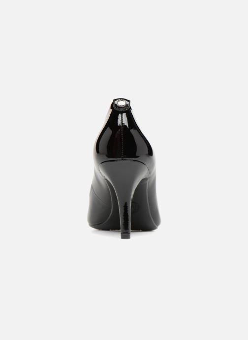 Zapatos de tacón Michael Michael Kors Mk Flex Mid Pump Negro vista lateral derecha