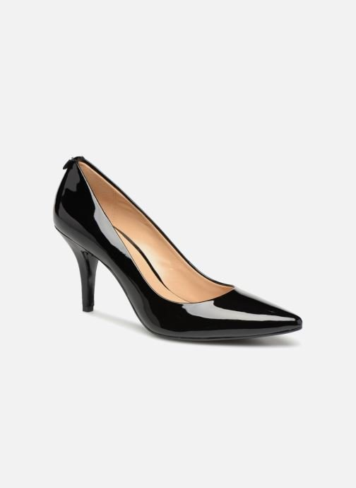 Pumps Michael Michael Kors Mk Flex Mid Pump Zwart detail