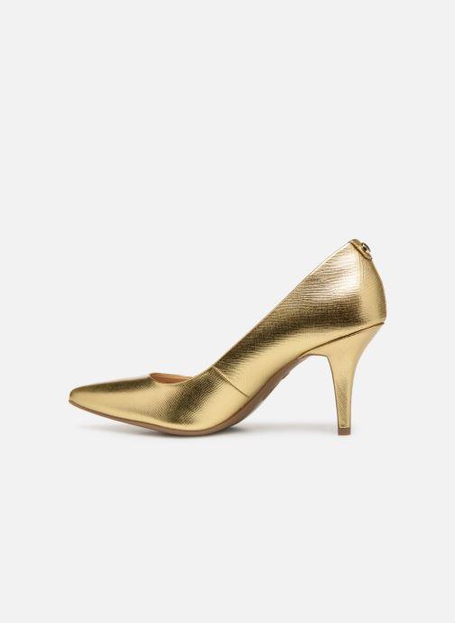 Pumps Michael Michael Kors Mk Flex Mid Pump gold/bronze ansicht von vorne