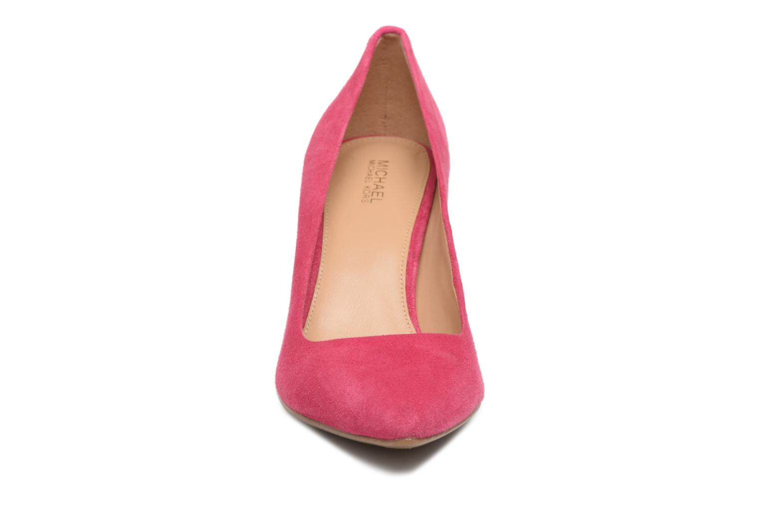 High heels Michael Michael Kors Mk Flex Mid Pump Pink model view
