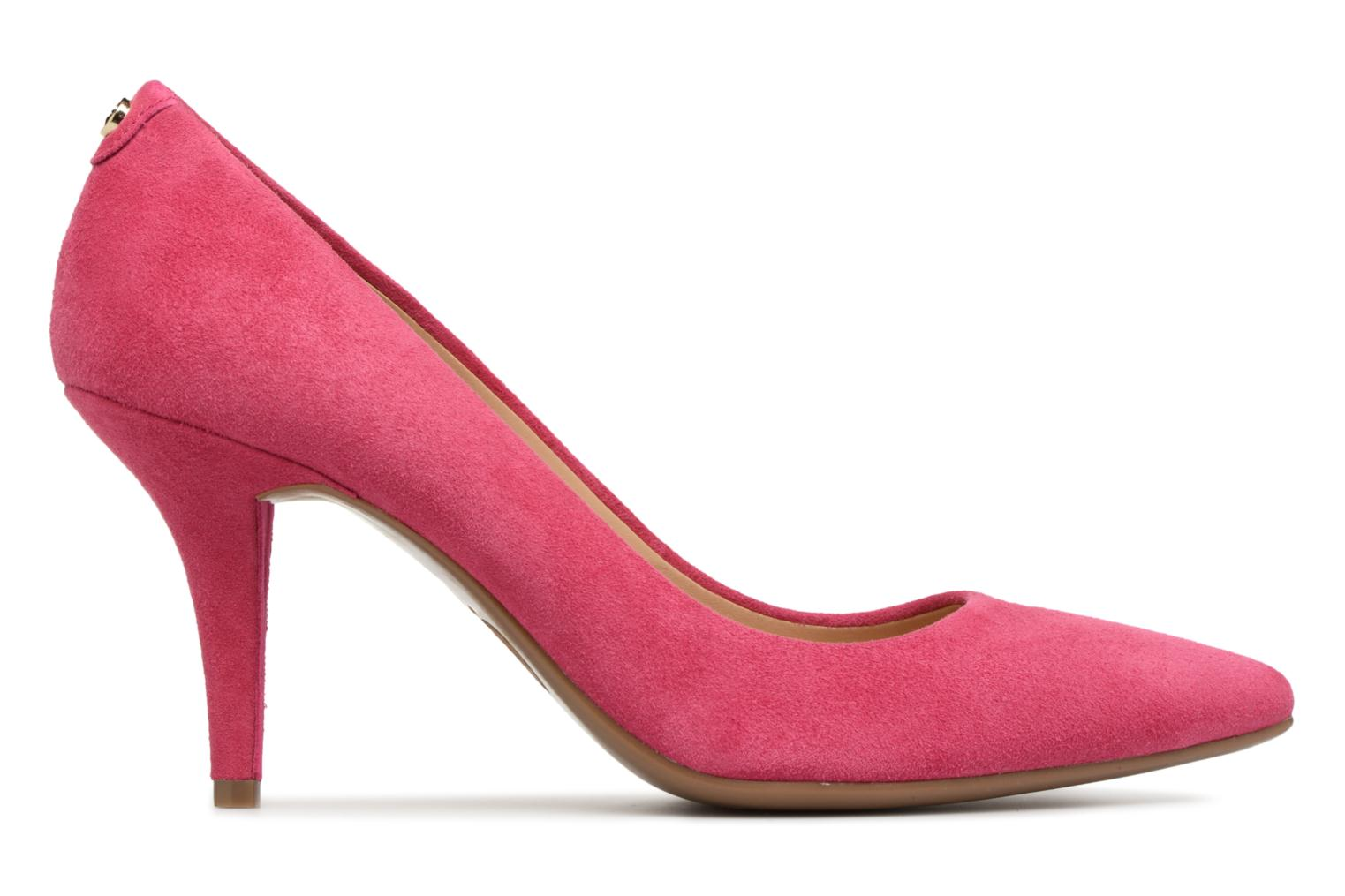 High heels Michael Michael Kors Mk Flex Mid Pump Pink back view