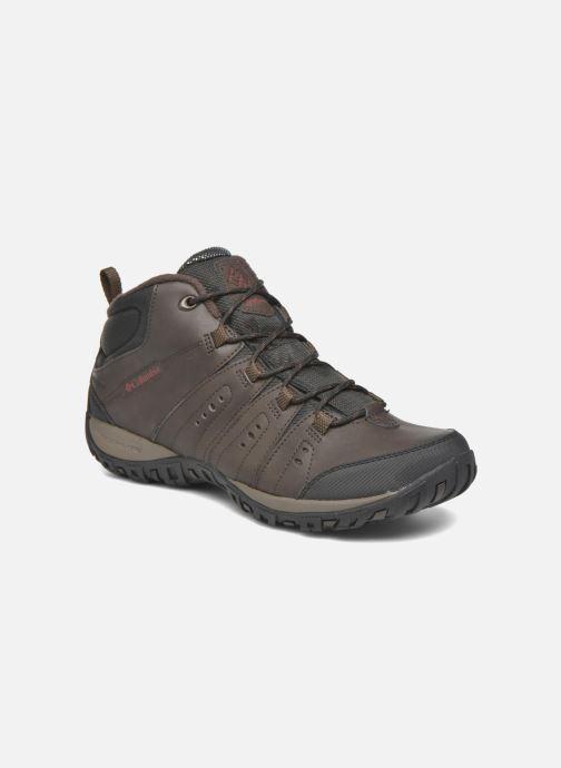 Chaussures de sport Homme Woodburn II Chukka WP Omni-Heat