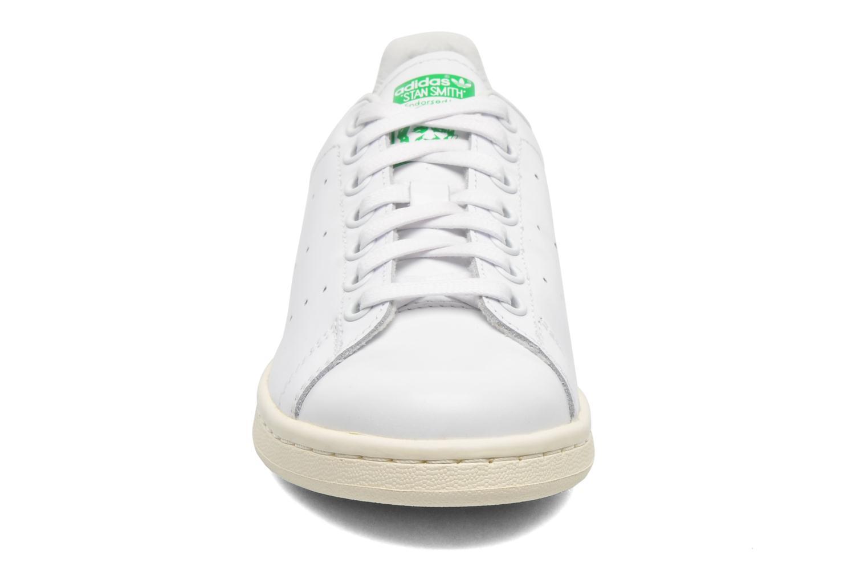 Baskets Adidas Originals Stan Smith OG W Blanc vue portées chaussures
