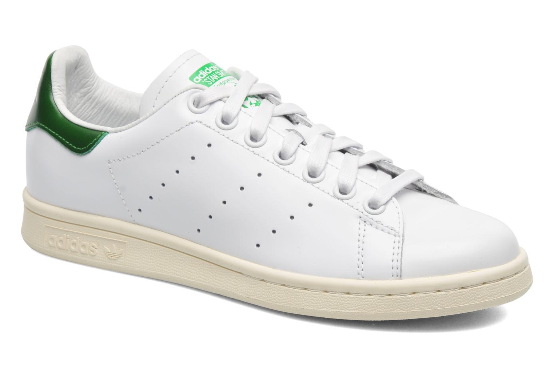 Baskets Adidas Originals Stan Smith OG W Blanc vue détail/paire