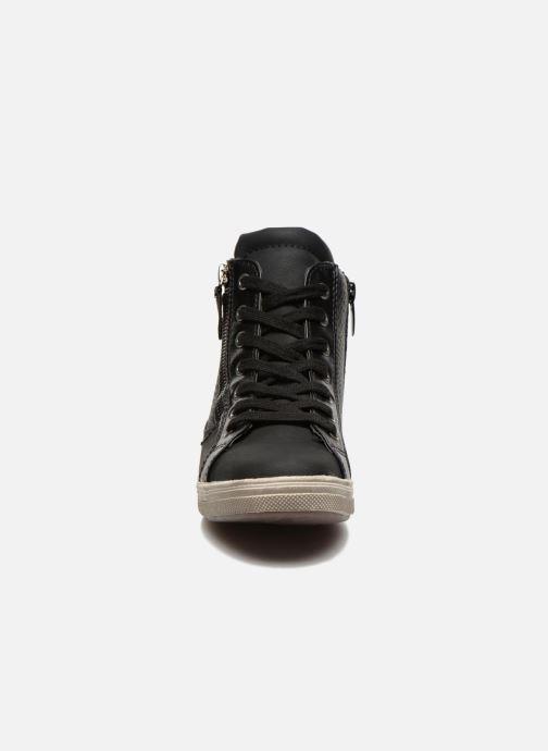 Baskets I Love Shoes Susket Noir vue portées chaussures